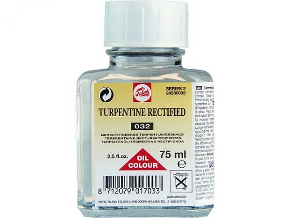 Malmittel Talens Terpentinöl rektifiziert 032 75ml