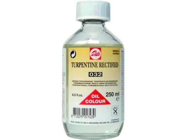 Malmittel Talens Terpentinöl rektifiziert 032 250ml