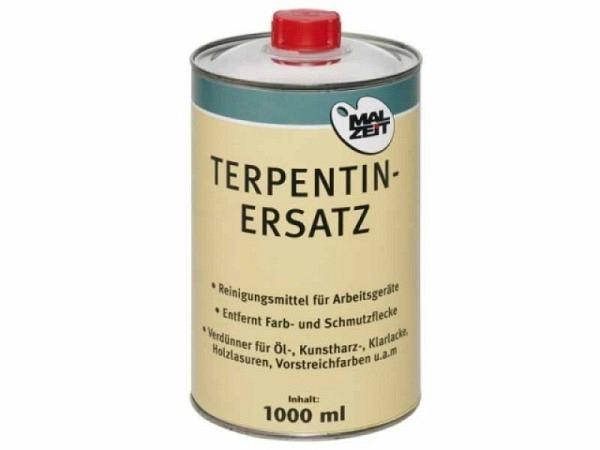 Terpentinersatz Malzeit 1 Liter, zum Verdünnen von Farben
