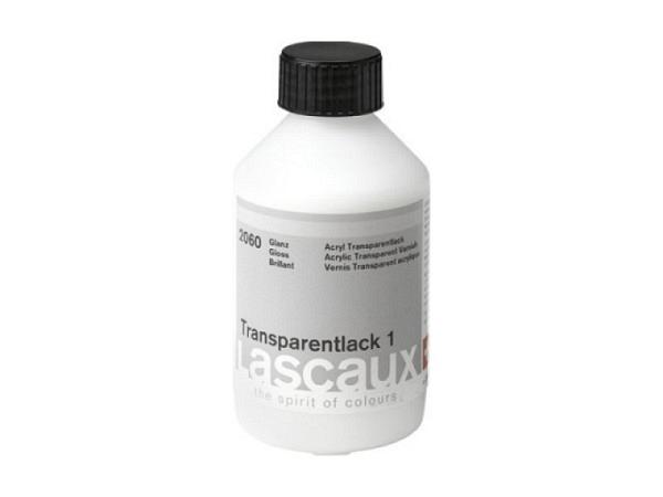 Lack Lascaux Transparentlack 1 2060 glanz 250ml