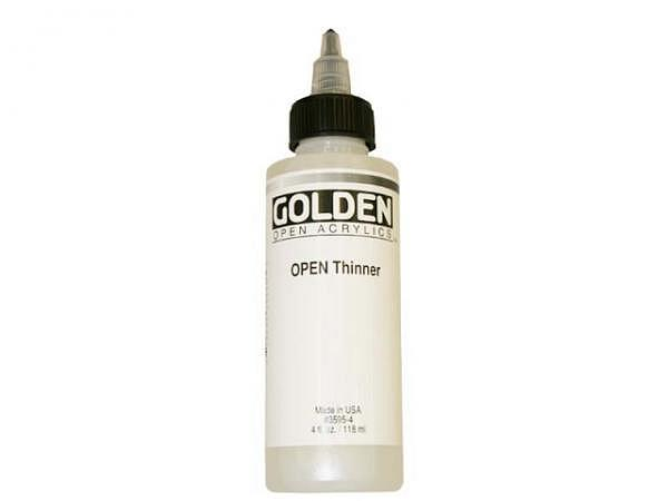 Malmittel Golden Open Thinner Flasche 118ml