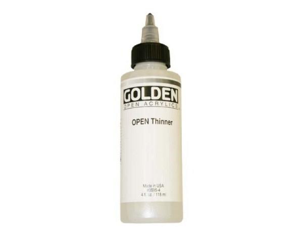 Malmittel Golden Open Thinner Flasche 118ml