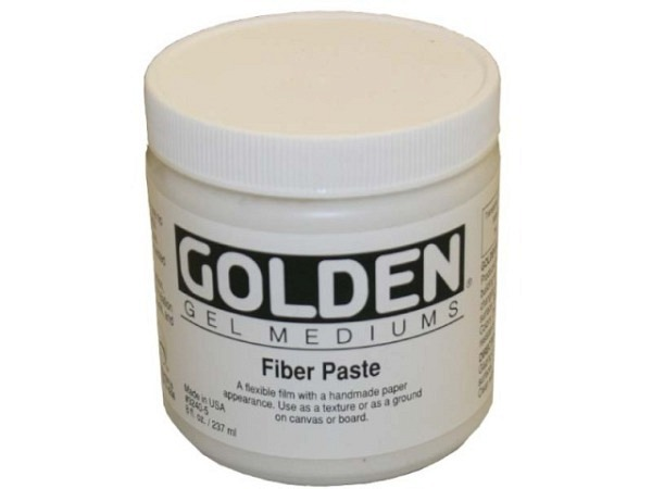 Malmittel Golden Fiber Paste Dose 237ml, weiss