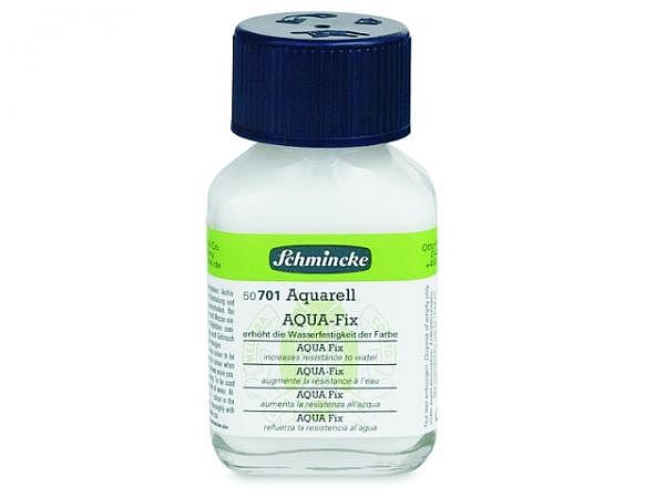 Malmittel Schmincke Aquafix 60ml Aquarellfarben wasserfest