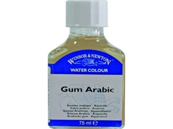 Malmittel Winsor Newton Gummi Arabicum 75ml
