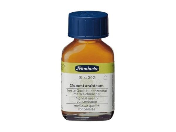 Malmittel Schmincke Gummi arabicum 60ml konzentriert 50302
