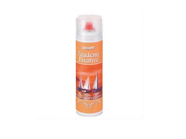 Fixativ Spray Ghiant Basic Academy 500ml für Pastell, Kohle, Bleistift