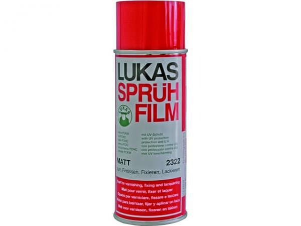 Spray Lukas Sprühfilm 400ml matt