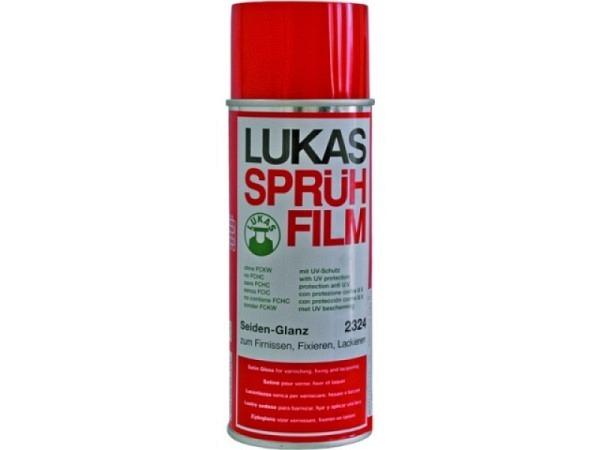 Spray Lukas Sprühfilm 400ml seidenglanz