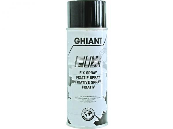 Fixativ Spray Ghiant Basic AMI 400ml für Pastell.
