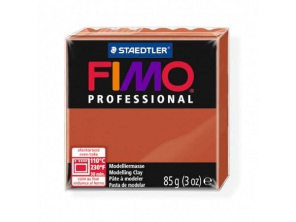 Knetmasse Staedtler Fimo Professional orange