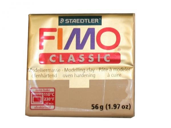 Knetmasse Staedtler Fimo Professional champagner