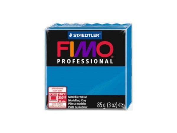Knetmasse Staedtler Fimo Professional echtblau