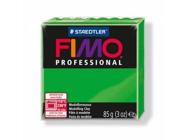 Knetmasse Staedtler Fimo Professional saftgrün