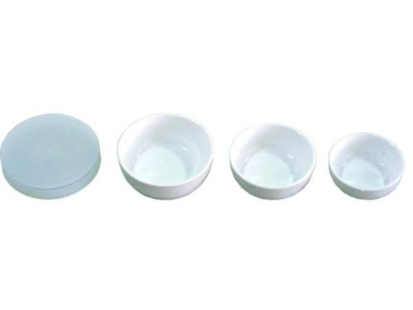 Palette Talens Kunststoff 3tlg. weiss, Mischbehälter