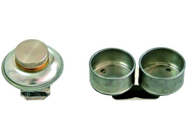 Palettstecker doppelt klein, ohne Deckel, für Hilfsmittel