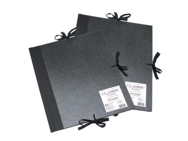 Zeichenmappe Daler-Rowney Classic Folio Flaps für A2