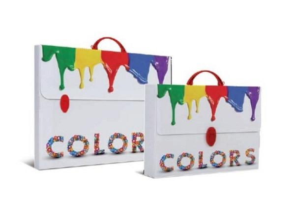 Zeichenkoffer Balmar Color 28x38x8cm
