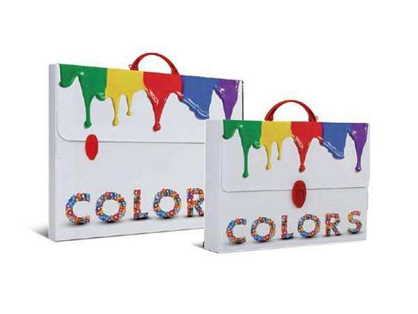 Zeichenkoffer Balmar Color 37x52x5cm