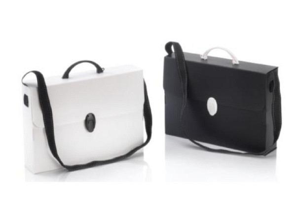Zeichenkoffer Balmar Hardox Black&White 28x38x8cm