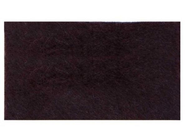 Filz Rico Design 1mm dick 20x30cm braun, aus 100% Acryl