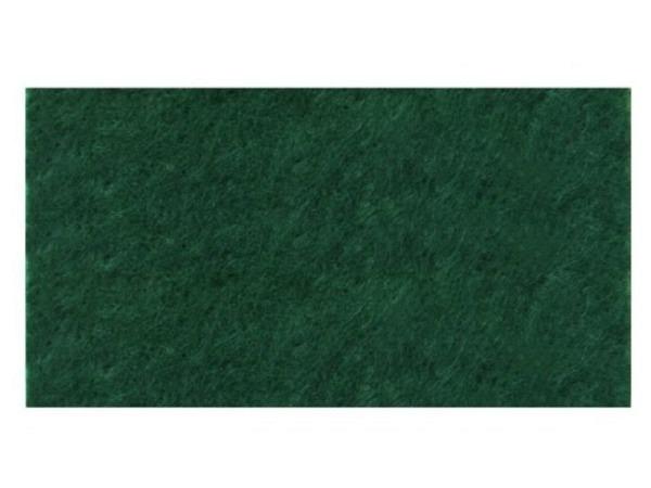 Filz Rico Design 1mm dick 20x30cm dunkelgrün, aus 100% Acryl