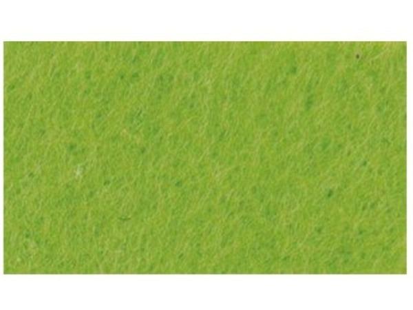 Filz Rico Design 1mm dick 20x30cm hellgrün, aus 100% Acryl