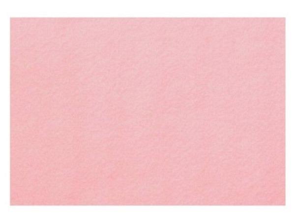 Filz Rico Design 1mm dick 20x30cm rosa, aus 100% Acryl