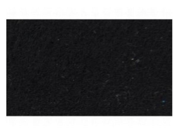 Filz Rico Design 1mm dick 20x30cm schwarz, aus 100% Acryl