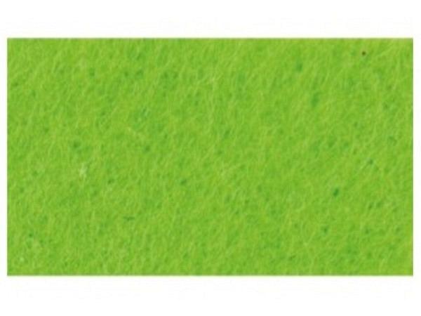 Filz Rico Design 1mm dick 60x90cm hellgrün, aus 100% Acryl