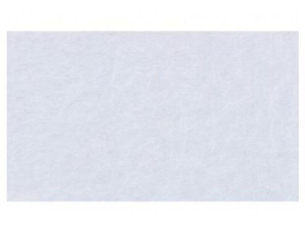 Filz Rico Design 1mm dick 60x90cm weiss, aus 100% Acryl