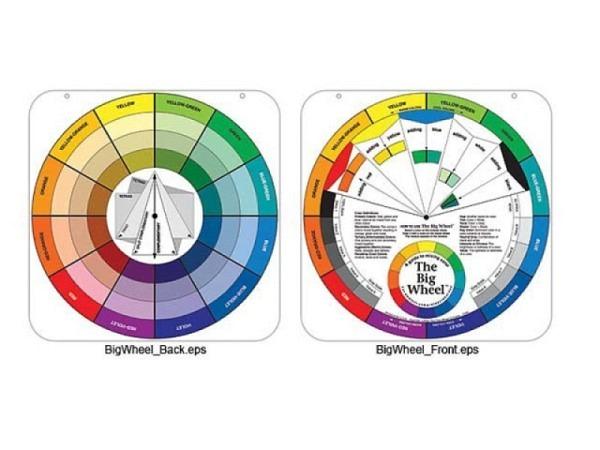 Farbkomponist Watercolor Wheel 23,5cm
