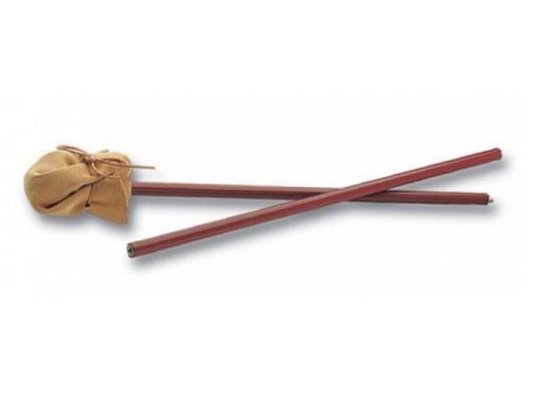 Malstock Alu 90cm, mit Wildlederkopf, hilft beim Malen