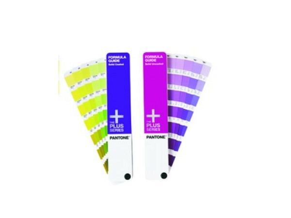Farbfächer Pantone Color Formula Guide Plus