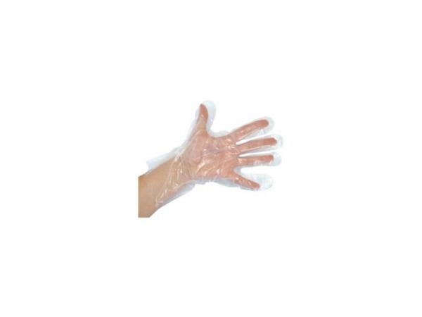 Handschuhe HDPE Polyclassic Strong Hygonorm, Grösse L