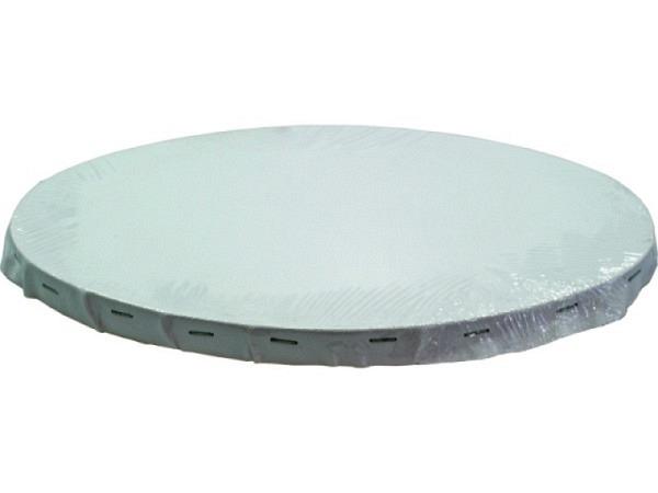 Keilrahmen bespannt oval Phoenix 1,8cm Durchmeser 30x40cm