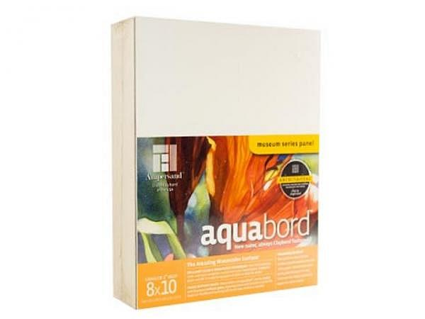 Malgrund Ampersand Aquabord 2,2cm dick 30x30cm