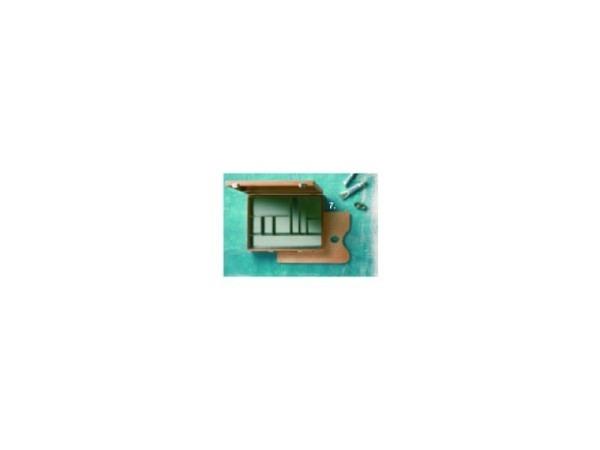 Pinselkasten da Vinci Buche BxHxT 360x35x88mm