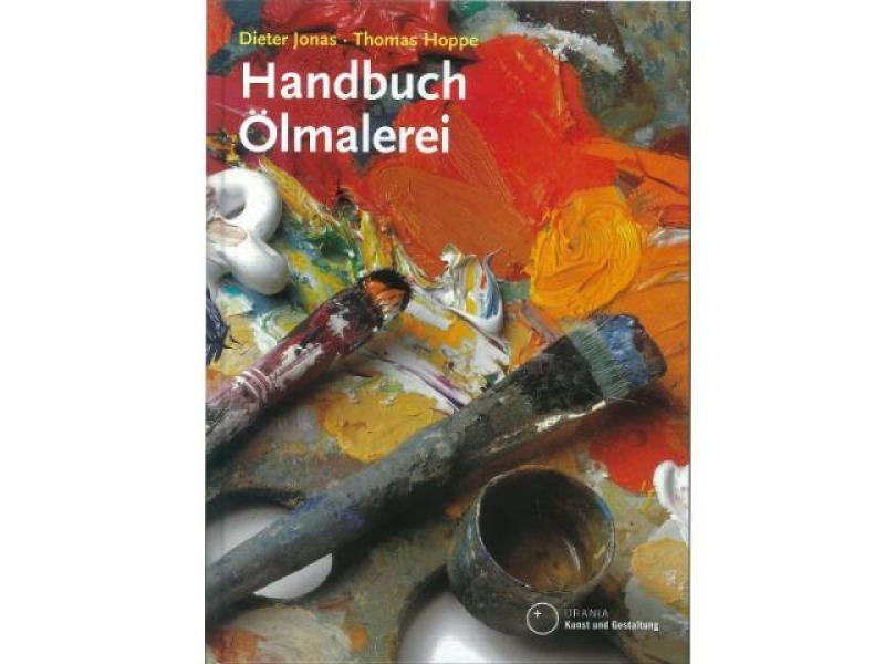 Buch Oelmalerei Die Darstellung Des Lichts