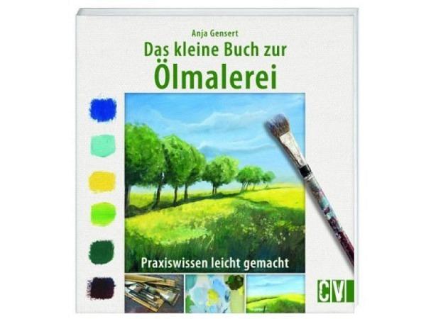 Buch Richtig malen mit Oelfarben
