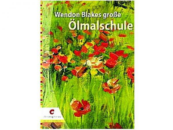 Buch Grundkurs, Workshop Oelmalerei