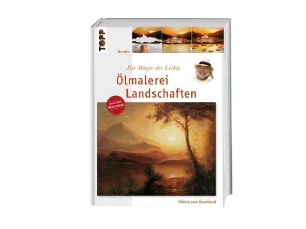 Buch Topp Oelmalerei Landschaften