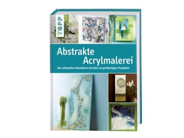 Buch Topp Abstrakte Acrylmalerei