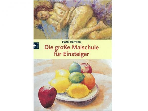 Buch Die grosse Topp Malschule, die wichtigsten Techniken