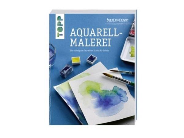 Buch Topp basiswissen Aquarellmalerei