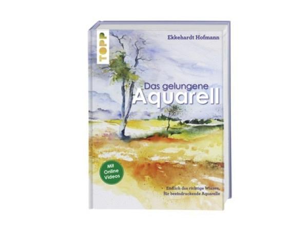 Buch Topp Das gelungene Aquarell