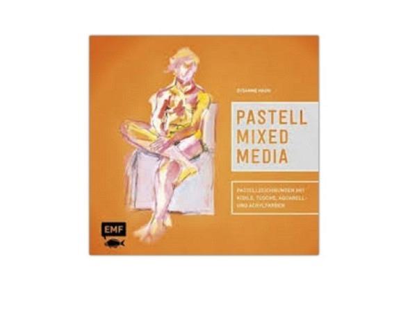 Buch Pastell Mixed Media von Susanne Haun,