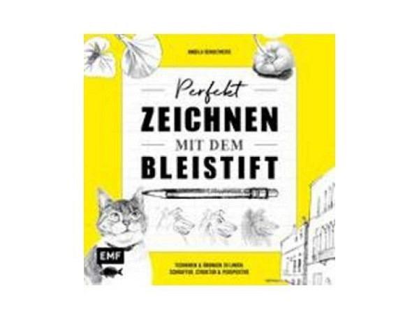 Buch Perfekt Zeichnen mit dem Bleistift, Techniken