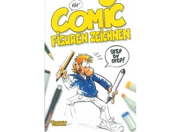 Buch Comic Figuren zeichnen, Themen rund ums Zeichnen