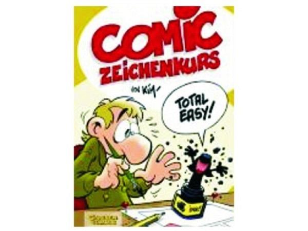 Buch Comiczeichenkurs, 125Seiten